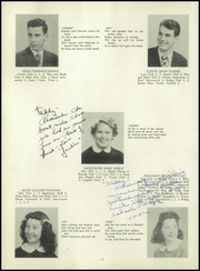 Page 16, 1946 Edition, Wood Ridge High School - Dial Yearbook (Wood Ridge, NJ) online yearbook collection