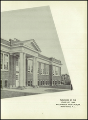 Page 7, 1946 Edition, Wood Ridge High School - Dial Yearbook (Wood Ridge, NJ) online yearbook collection