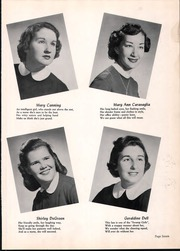 Page 11, 1952 Edition, Wood Ridge High School - Dial Yearbook (Wood Ridge, NJ) online yearbook collection