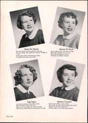 Page 12, 1952 Edition, Wood Ridge High School - Dial Yearbook (Wood Ridge, NJ) online yearbook collection