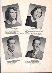 Page 13, 1952 Edition, Wood Ridge High School - Dial Yearbook (Wood Ridge, NJ) online yearbook collection