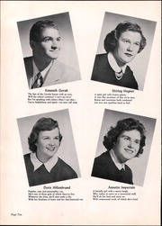 Page 14, 1952 Edition, Wood Ridge High School - Dial Yearbook (Wood Ridge, NJ) online yearbook collection