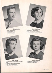 Page 17, 1952 Edition, Wood Ridge High School - Dial Yearbook (Wood Ridge, NJ) online yearbook collection