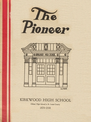 Page 1, 1938 Edition, Kirkwood High School - Pioneer Yearbook (Kirkwood, MO) online yearbook collection