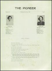 Page 7, 1938 Edition, Kirkwood High School - Pioneer Yearbook (Kirkwood, MO) online yearbook collection