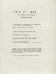 Page 3, 1939 Edition, Kirkwood High School - Pioneer Yearbook (Kirkwood, MO) online yearbook collection