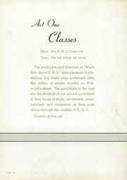 Page 14, 1947 Edition, Kirkwood High School - Pioneer Yearbook (Kirkwood, MO) online yearbook collection