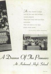 Page 7, 1947 Edition, Kirkwood High School - Pioneer Yearbook (Kirkwood, MO) online yearbook collection