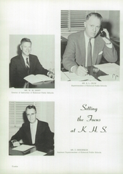 Page 16, 1959 Edition, Kirkwood High School - Pioneer Yearbook (Kirkwood, MO) online yearbook collection