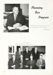 Page 12, 1960 Edition, Kirkwood High School - Pioneer Yearbook (Kirkwood, MO) online yearbook collection