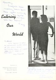 Page 5, 1960 Edition, Kirkwood High School - Pioneer Yearbook (Kirkwood, MO) online yearbook collection
