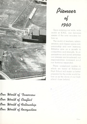 Page 7, 1960 Edition, Kirkwood High School - Pioneer Yearbook (Kirkwood, MO) online yearbook collection