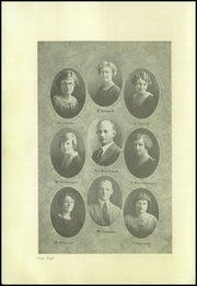 Page 12, 1924 Edition, Downey High School - Volsung Yearbook (Downey, CA) online yearbook collection