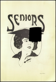 Page 15, 1924 Edition, Downey High School - Volsung Yearbook (Downey, CA) online yearbook collection