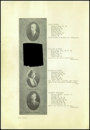 Page 16, 1924 Edition, Downey High School - Volsung Yearbook (Downey, CA) online yearbook collection