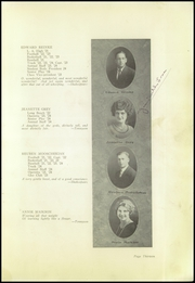 Page 17, 1924 Edition, Downey High School - Volsung Yearbook (Downey, CA) online yearbook collection