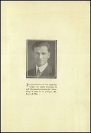 Page 9, 1924 Edition, Downey High School - Volsung Yearbook (Downey, CA) online yearbook collection