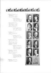 Page 17, 1932 Edition, Downey High School - Volsung Yearbook (Downey, CA) online yearbook collection