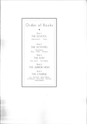 Page 7, 1932 Edition, Downey High School - Volsung Yearbook (Downey, CA) online yearbook collection