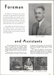 Page 13, 1946 Edition, Downey High School - Volsung Yearbook (Downey, CA) online yearbook collection