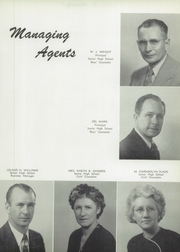 Page 12, 1947 Edition, Downey High School - Volsung Yearbook (Downey, CA) online yearbook collection