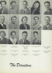 Page 13, 1947 Edition, Downey High School - Volsung Yearbook (Downey, CA) online yearbook collection