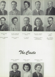 Page 14, 1947 Edition, Downey High School - Volsung Yearbook (Downey, CA) online yearbook collection