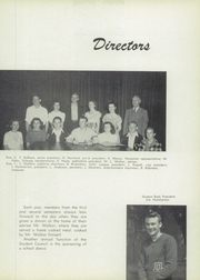Page 15, 1947 Edition, Downey High School - Volsung Yearbook (Downey, CA) online yearbook collection