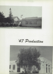 Page 9, 1947 Edition, Downey High School - Volsung Yearbook (Downey, CA) online yearbook collection