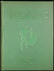 1951 Edition, Downey High School - Volsung Yearbook (Downey, CA)