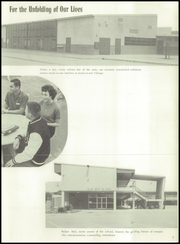 Page 11, 1960 Edition, Downey High School - Volsung Yearbook (Downey, CA) online yearbook collection