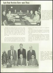 Page 14, 1960 Edition, Downey High School - Volsung Yearbook (Downey, CA) online yearbook collection