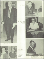 Page 15, 1960 Edition, Downey High School - Volsung Yearbook (Downey, CA) online yearbook collection