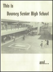 Page 5, 1960 Edition, Downey High School - Volsung Yearbook (Downey, CA) online yearbook collection