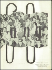 Page 7, 1960 Edition, Downey High School - Volsung Yearbook (Downey, CA) online yearbook collection
