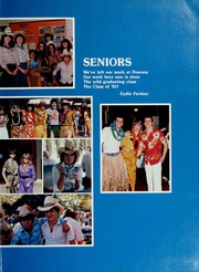 Page 9, 1981 Edition, Downey High School - Volsung Yearbook (Downey, CA) online yearbook collection