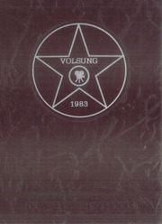 1983 Edition, Downey High School - Volsung Yearbook (Downey, CA)