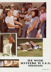 Page 11, 1983 Edition, Downey High School - Volsung Yearbook (Downey, CA) online yearbook collection