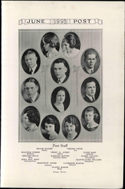 Page 17, 1923 Edition, Franklin High School - Post Yearbook (Portland, OR) online yearbook collection