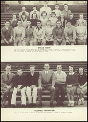 Page 16, 1951 Edition, Franklin High School - Post Yearbook (Portland, OR) online yearbook collection