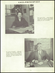 Page 13, 1955 Edition, Franklin High School - Post Yearbook (Portland, OR) online yearbook collection