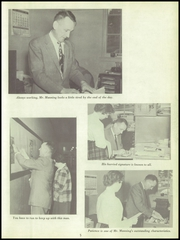 Page 9, 1955 Edition, Franklin High School - Post Yearbook (Portland, OR) online yearbook collection