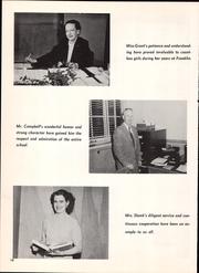 Page 18, 1958 Edition, Franklin High School - Post Yearbook (Portland, OR) online yearbook collection