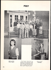 Page 216, 1958 Edition, Franklin High School - Post Yearbook (Portland, OR) online yearbook collection