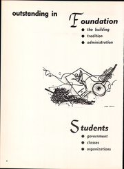 Page 8, 1958 Edition, Franklin High School - Post Yearbook (Portland, OR) online yearbook collection
