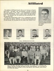 Page 28, 1959 Edition, Franklin High School - Post Yearbook (Portland, OR) online yearbook collection