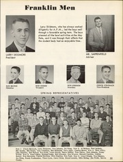 Page 29, 1959 Edition, Franklin High School - Post Yearbook (Portland, OR) online yearbook collection