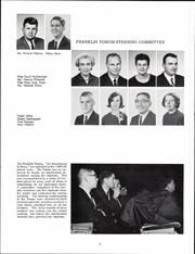 Page 10, 1964 Edition, Franklin High School - Post Yearbook (Portland, OR) online yearbook collection