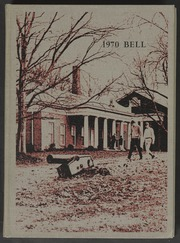 1970 Edition, Montgomery Bell Academy - Bell Yearbook (Nashville, TN)