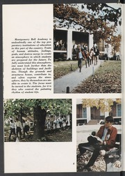 Page 10, 1970 Edition, Montgomery Bell Academy - Bell Yearbook (Nashville, TN) online yearbook collection